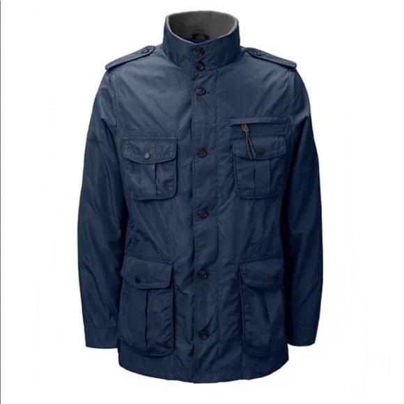 ⚡️Flash Sale⚡️New Men s Navy Blue Military Jacket d57c1aae875